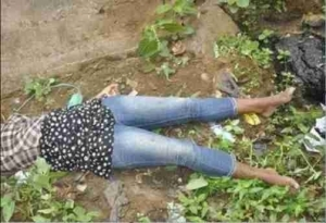 Horror! Evil Man Butchers Mother At A Farm For Complaining Of His Promiscuous Ways